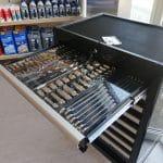 Jetzt neu Ronin Werkzeugwagen für jeden Profischrauber!
