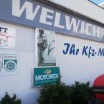 Unser erster ITT Automotive Parts Partner,Welwich GmbH in Wolfsberg.